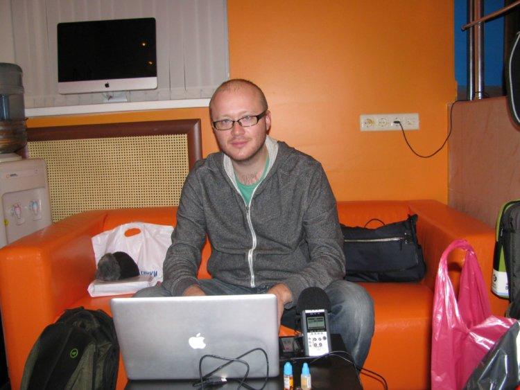 Московская тусовка и подкаст AppleInsider.ru в картинках