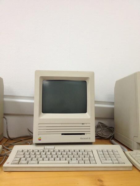 Фотоотчет о путешествии AppleInsider.ru в прошлое