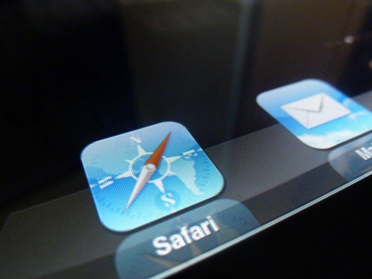 иконка Safari iPad 2
