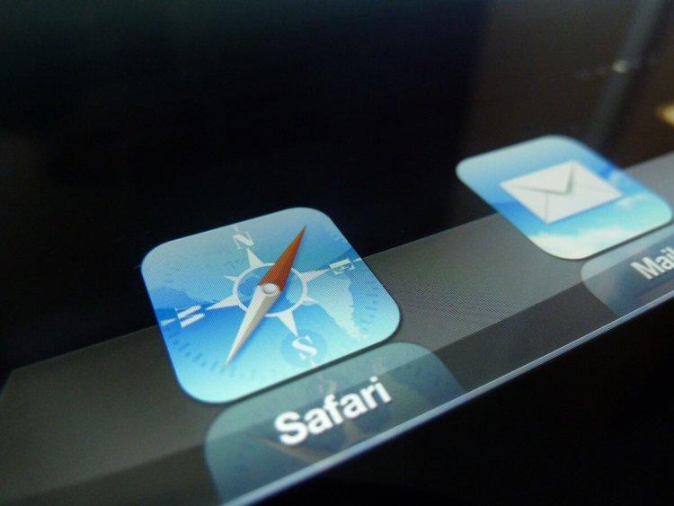иконка Safari The new iPad