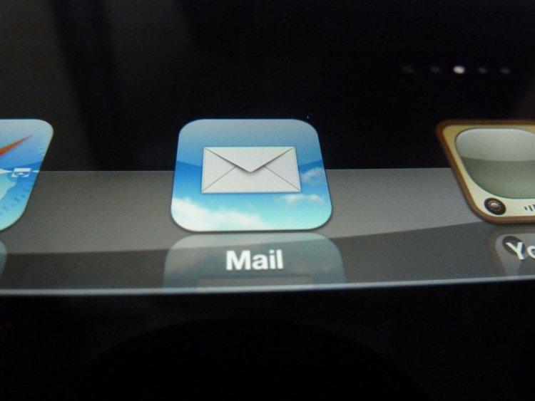 Иконка Mail The new iPad