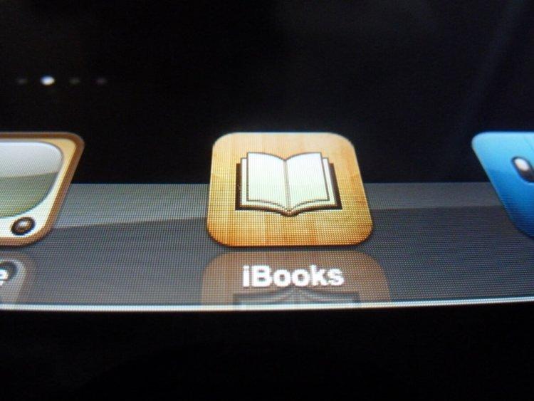 иконка iBooks iPad 2