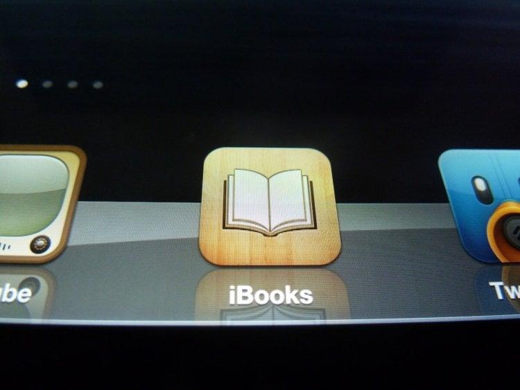 иконка iBooks The new iPad