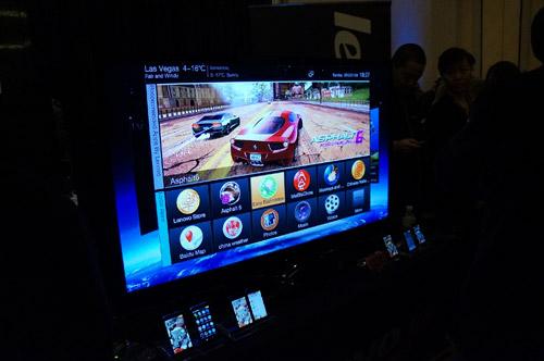 Умный телевизор Lenovo K91