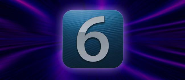 iOS 6.1 beta 4 уже у разработчиков