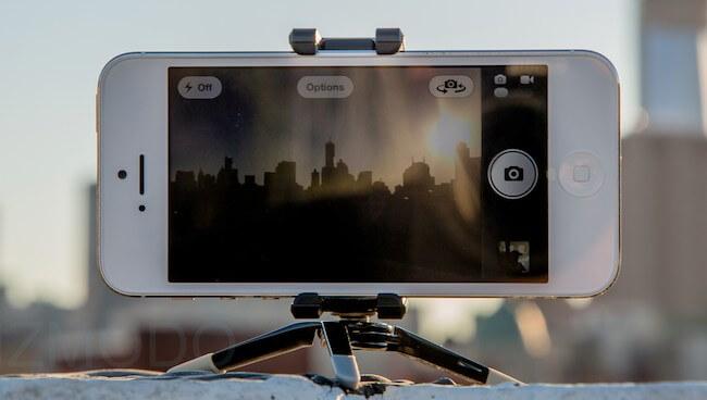 iPhone 5 - одна из лучших мобильных камер в мире