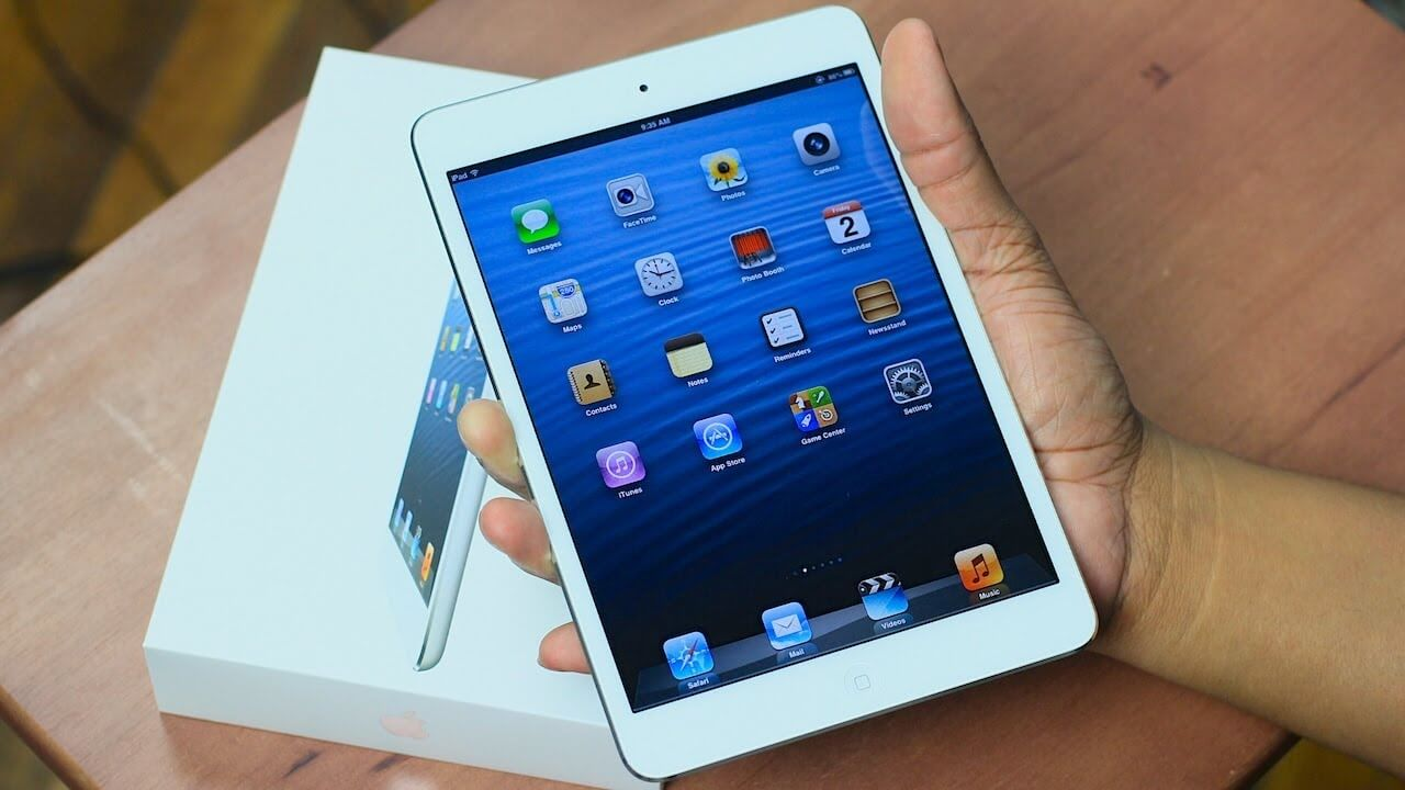 iPad mini: И все-таки, iPad с диагональю в 7 дюймов…