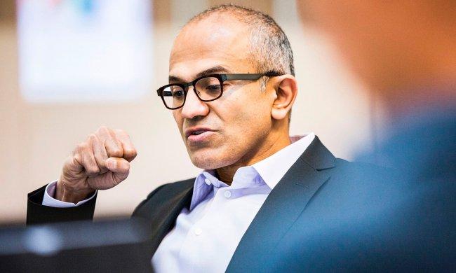Генеральный директор Microsoft
