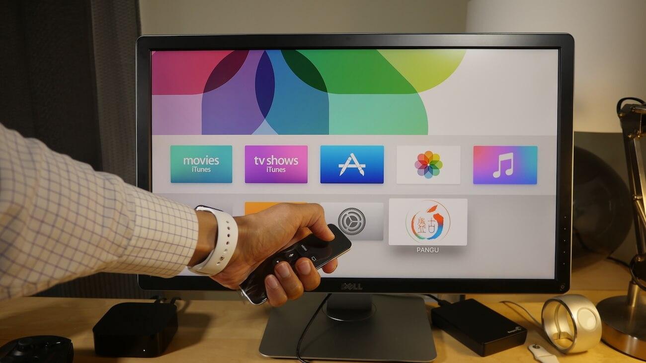 Apple TV 4 впервые получила джейлбрейк