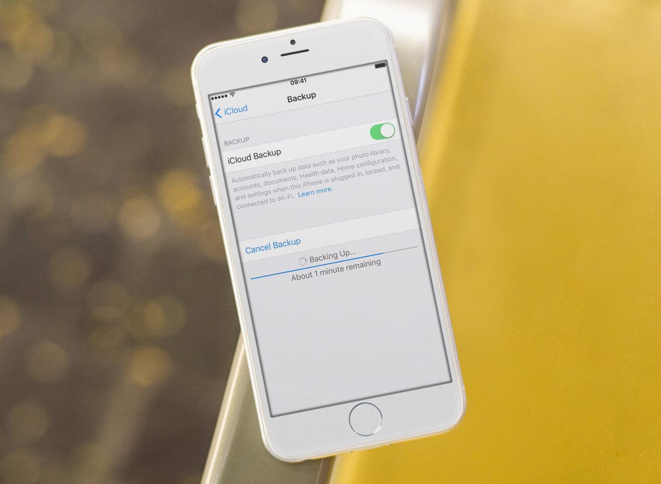 Резервные копии в iOS 11 стали менее защищенными