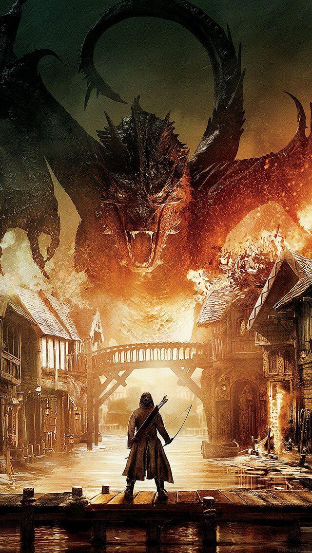 hobbit-the-battle-five-armies-art-poster-iphone-5
