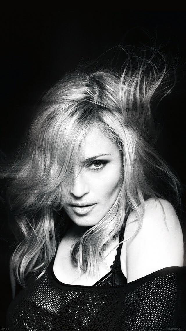 madonna-singer-songwriter-sexy-dark-music-iphone-5
