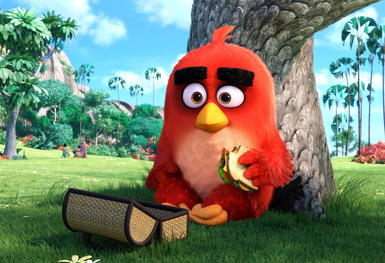 Angry Birds в кино: не отключайте свои мобильные телефоны!