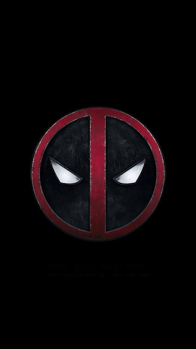 deadpool-art-logo-hero-iphone-5