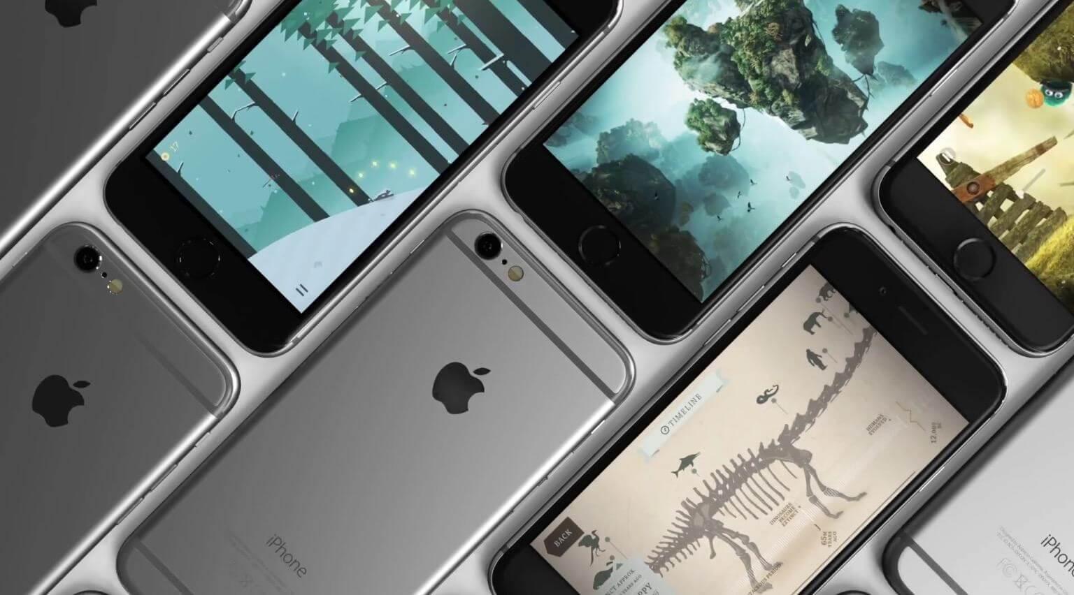 5 причин, почему iPhone - твой выбор
