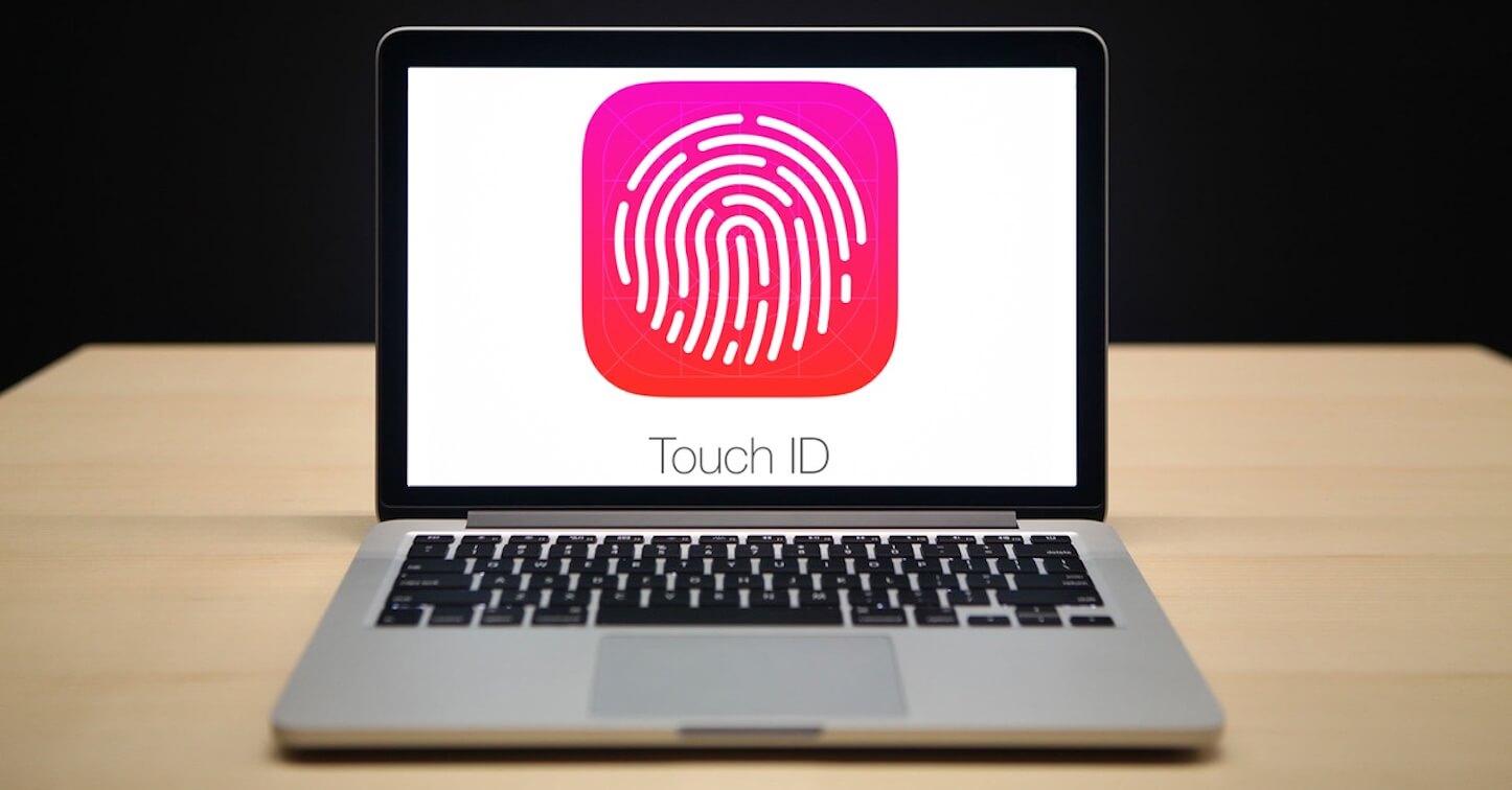 Touch ID в OS X