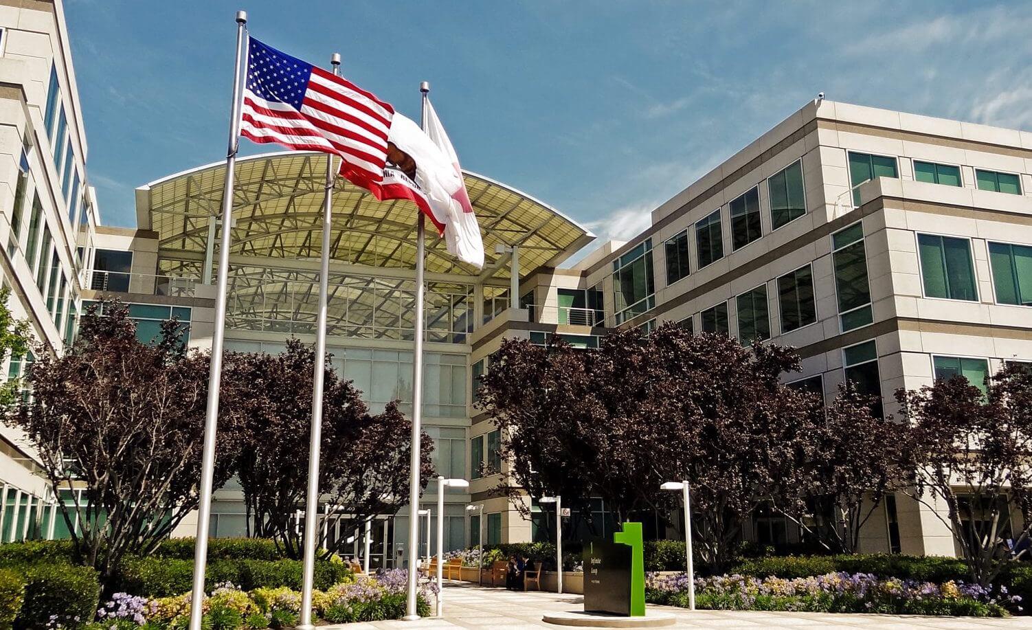 Головной офис Apple