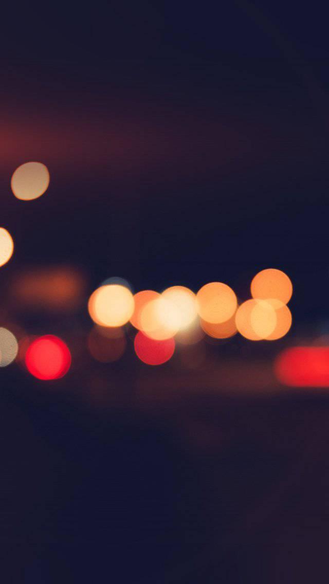 bokeh-dark-lights-night-art-simple-flare-iphone-5