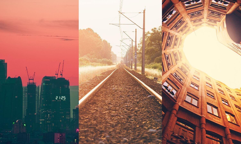 Подборка лучших обоев: городские пейзажи