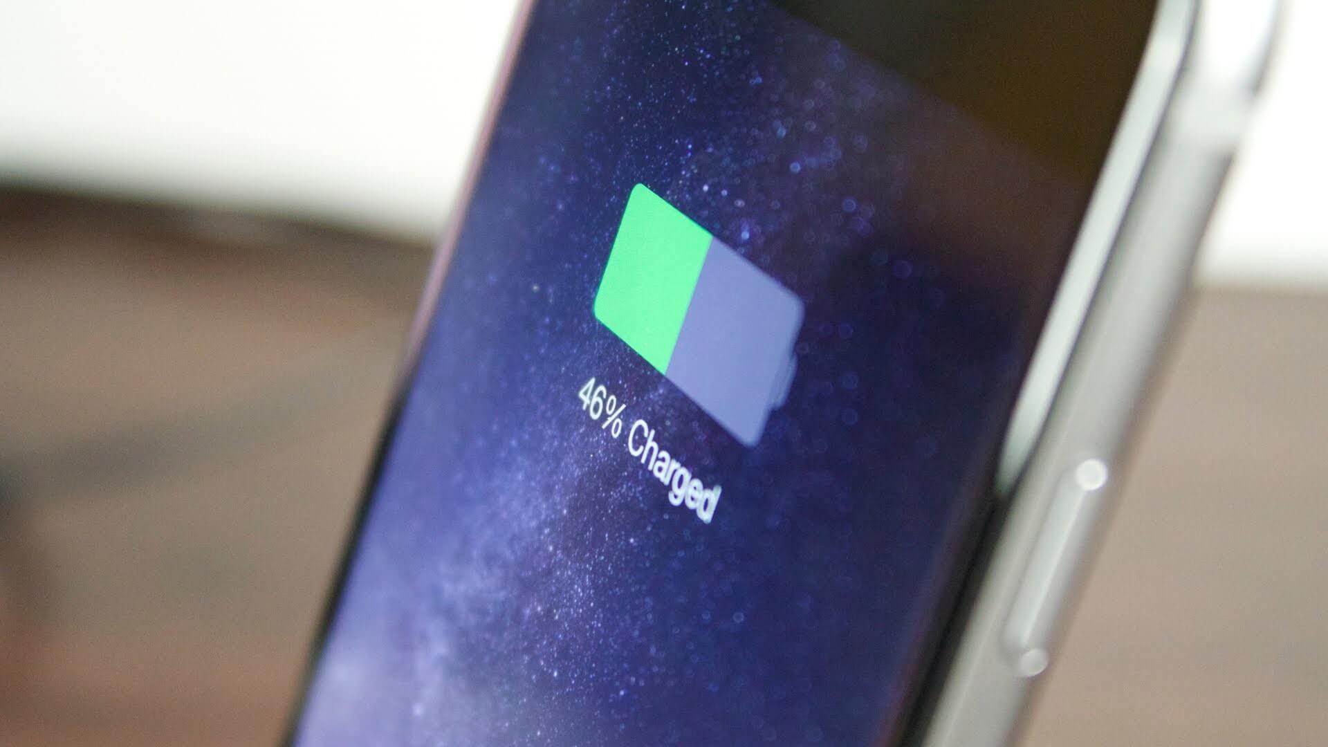 Быстро разряжается телефон Android o 96
