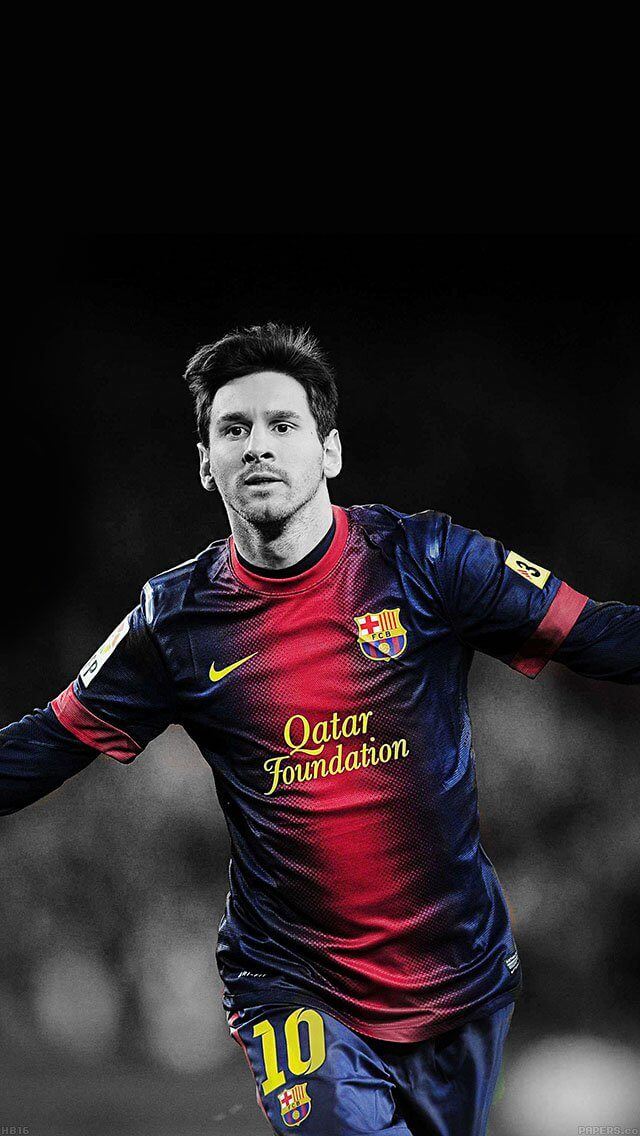 messi-soccer-barcelona-sports-iphone-5