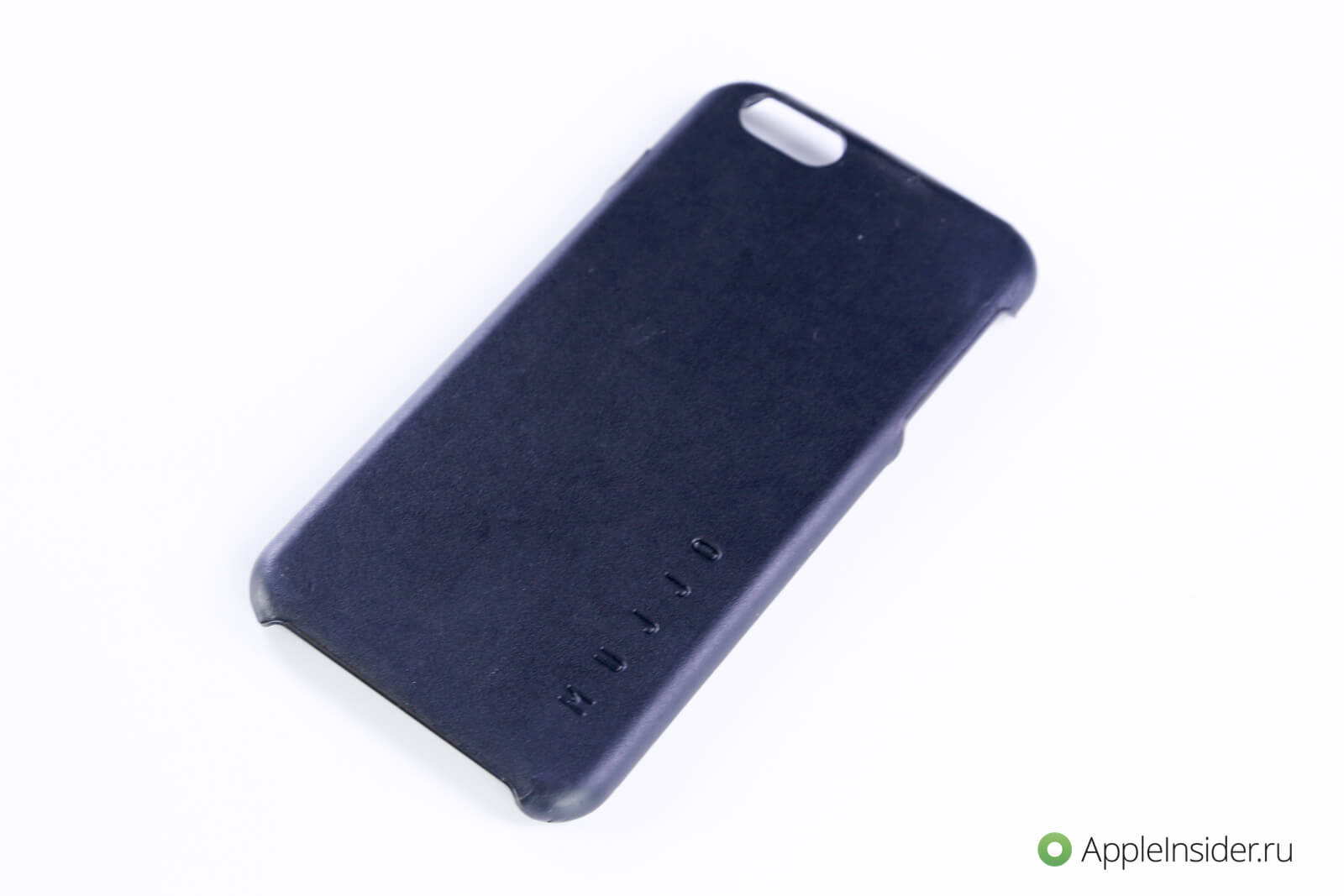 Mujjo Leather Case