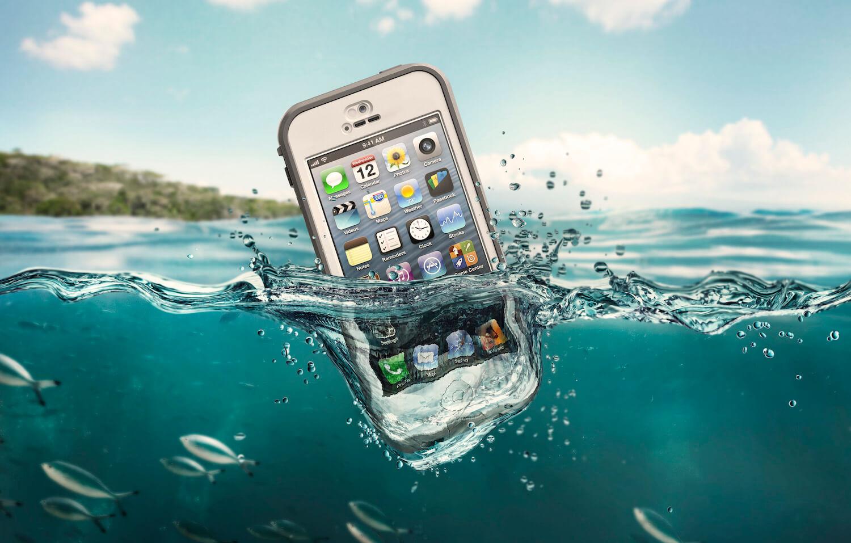 В бете iOS 10 нашли «влагозащиту»