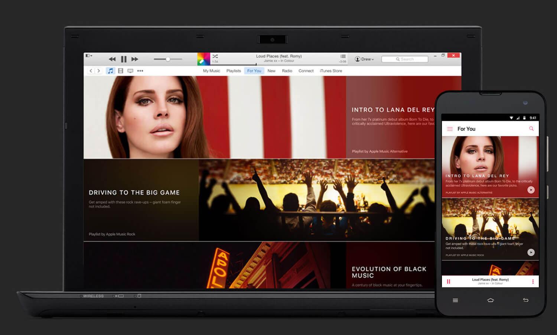 Apple Music для Android — больше не бета