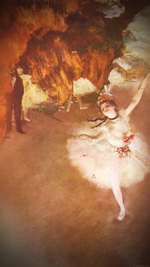 edgar-degas-ballerina-classic-painting-art-illust--iphone-5