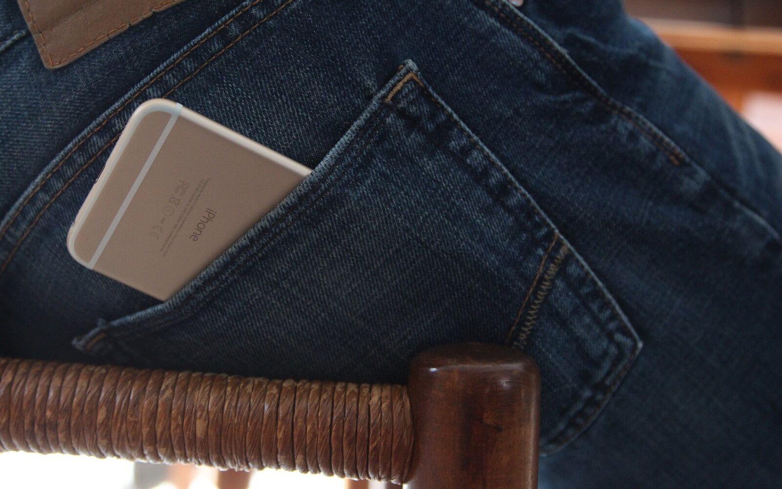 Сел на iPhone