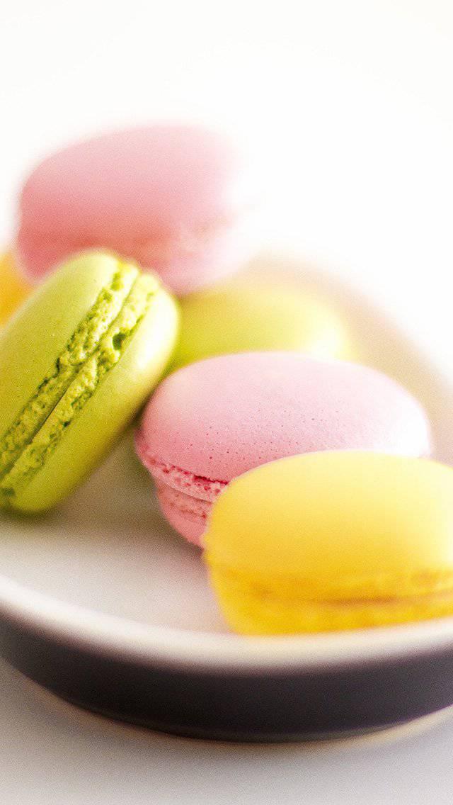 macaroon-food-cookie-eat-hungry-iphone-5