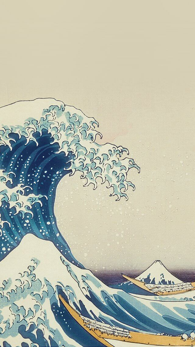 wave-art-hokusai-painting-classic-art-illustration-iphone-5
