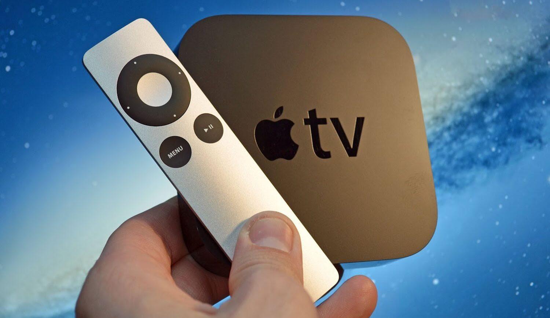 Третье поколение Apple TV