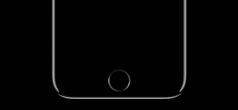 Кнопка Home у iPhone 7