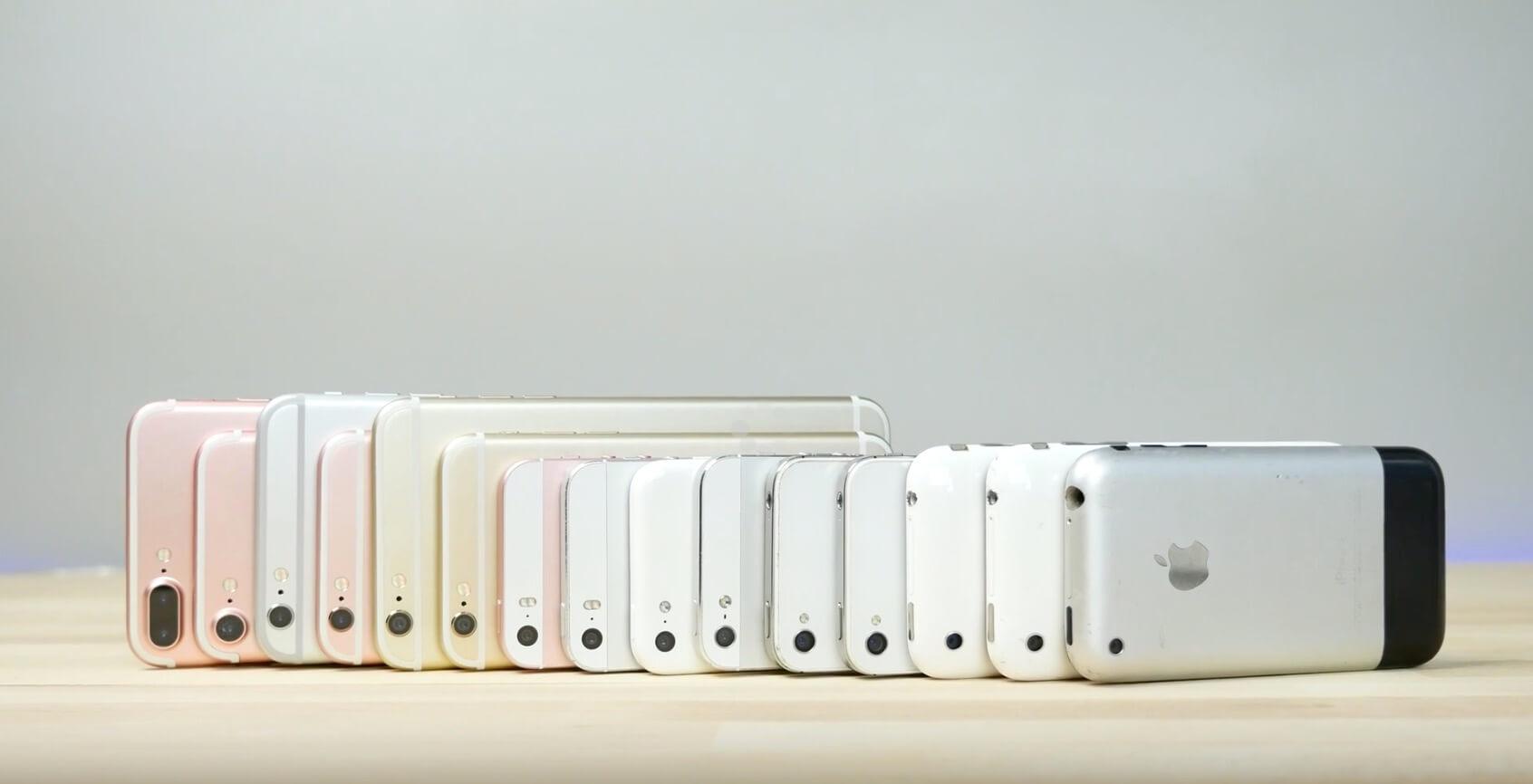 Много iPhone