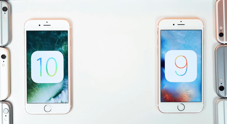 iOS 10 откатиться