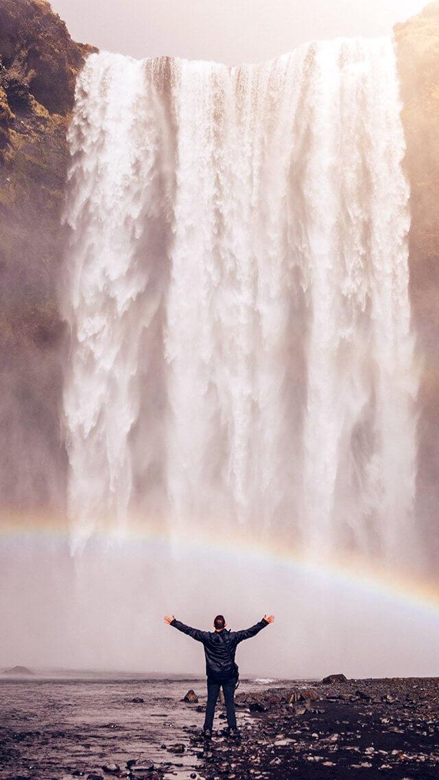 rainbow-nature-mountain-iphone-5