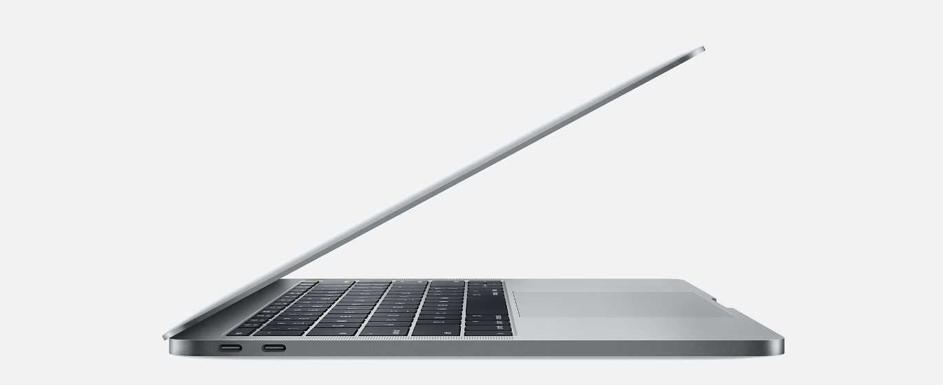 MacBook 13 без Touch Bar