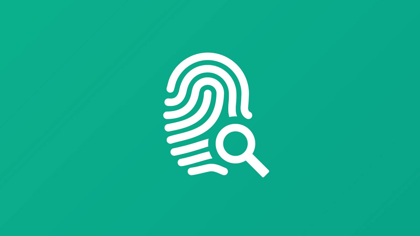 Fingerprint protection