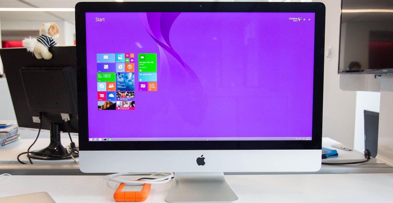 iMac на Windows