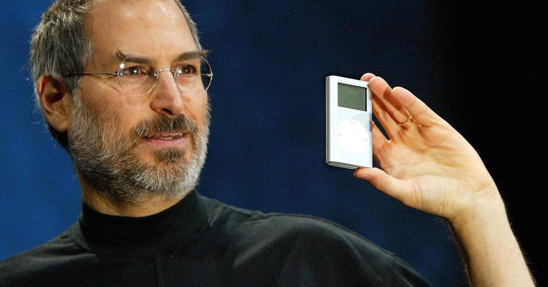 Стив Джобс и iPod