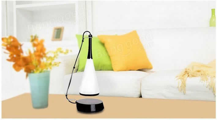 Лампа-колонка