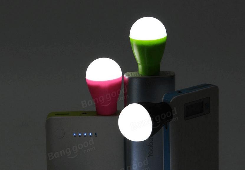 USB-лампочка