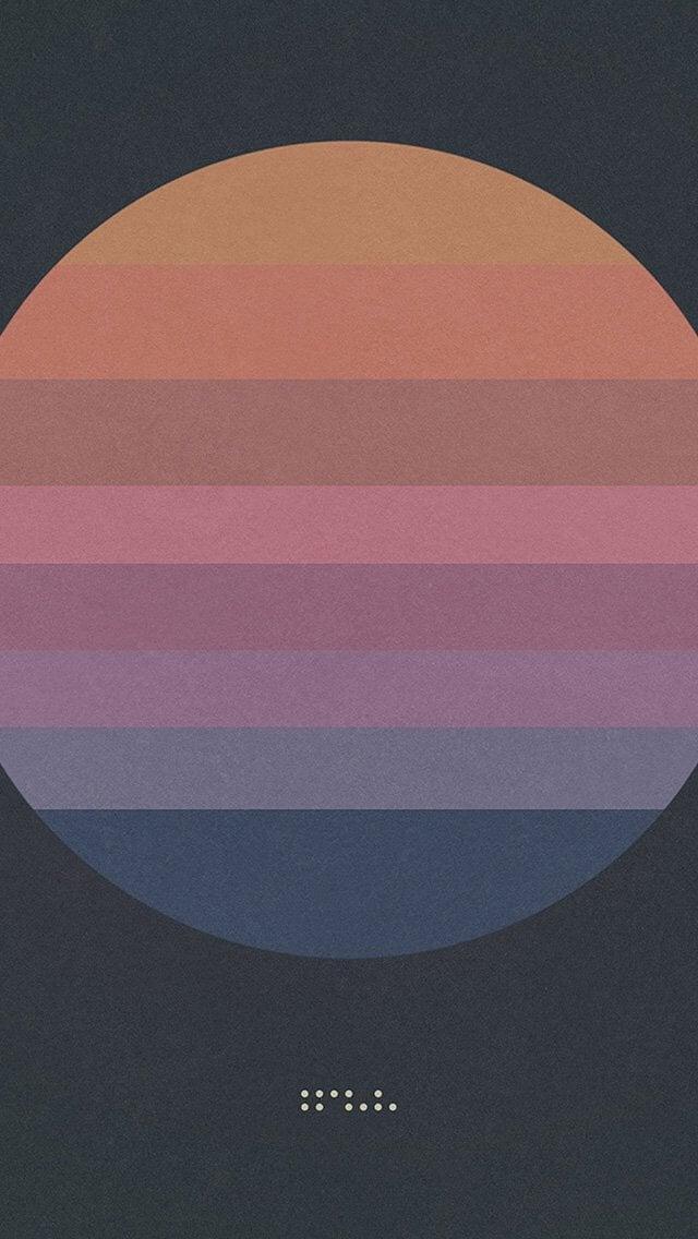 music-album-cover-illust-simple-iphone-5