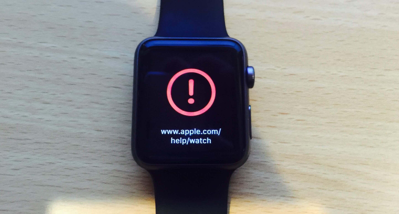 Обновление Apple Watch превращает часы в «кирпич»
