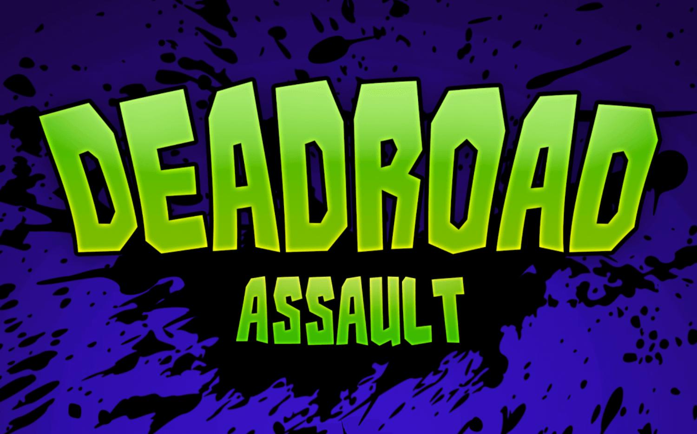 Deadroad Assault — когда ты всего лишь дальнобойщик в эпицентре зомби-тусовки