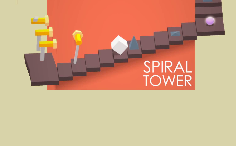 124 spiral tower