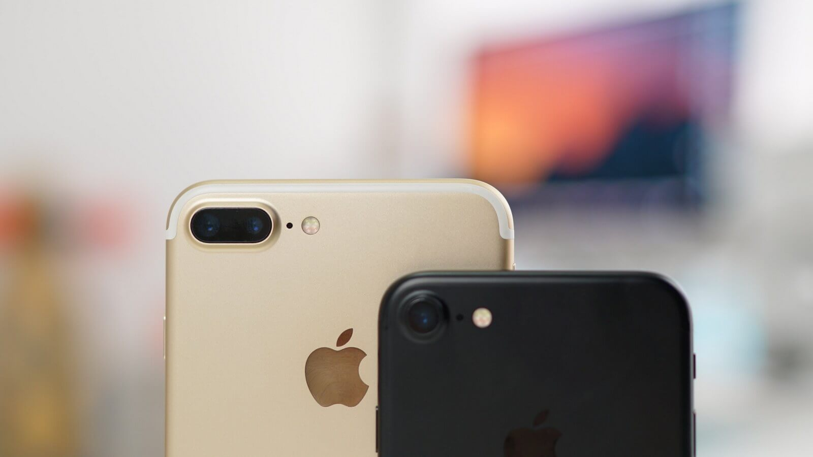 Что не так с камерой iPhone 7 и 7 Plus?