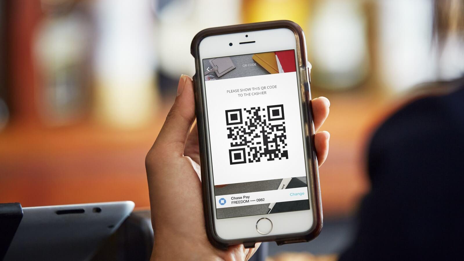 сканировать qr-коды помощью chrome вашем iphone