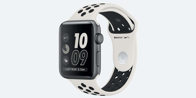 Nike выпускает новые Apple Watch NikeLab